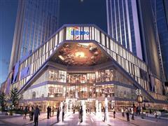 凯德・壹中心5月8日举办招商交流会预计今年底开业