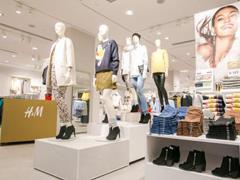 增长乏力、库存多 H&M正考虑用大数据改变门店