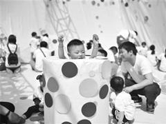 """杭州商场开启""""六一童乐汇""""模式 大多仍是""""老套路"""""""