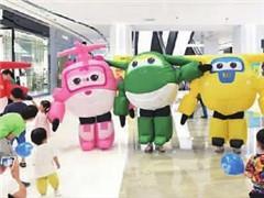 """长沙各大商场启动儿童节模式 """"童心经济""""成热点"""