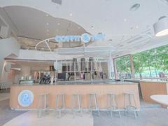 百胜中国在上海来福士广场开了家咖啡馆COFFii&JOY 出售网红脏脏咖啡