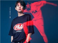 王源成为FILA品牌代言人 运动品牌们的明星代言之战