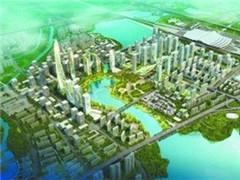 武汉杨春湖畔将建70万㎡商业文创综合体 总投资约55亿