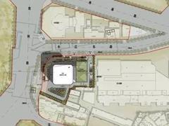 合肥新交通大厦明年6月竣工 系安徽首个地铁+商业综合体