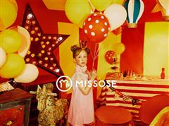 MISSOSE获数百万天使轮融资 主打高端童装+跨界营销
