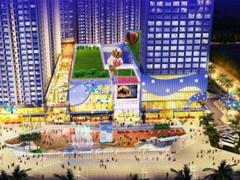 鑫月广场欢乐海湾6月23日开业 系惠州首个海洋主题购物中心