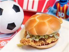 """麦当劳推出FIFA世界杯主题菜单 全国掀起足球""""风暴"""""""