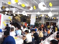 食云集联手氪空间赋能餐饮新零售 今年下半年还将开出近10家店