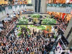 天猫618单日引7000万人逛商场 新零售让实体零售重焕生机