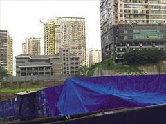 重庆英利3.79亿元底价接盘解放碑12亩黄金宝地