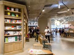 东京日比谷中城项目把集市搬进购物中心!
