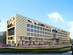 杭州潮人汇商业中心10月1日前开业 引入肯德基汽车穿梭餐厅
