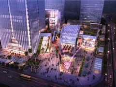凯德广州首个轻资产项目落子万博商务区 预计2021年开业