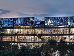 阿迪达斯北京三里屯品牌中心重新启动 增设体验互动区