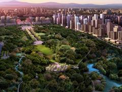 重庆五大项目集中开工:中央公园天街、渝北吾悦广场等