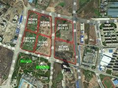 龙湖28.11亿摘昆明6宗地 最大可建面积为86.64万�O