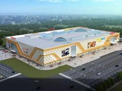 运城万达广场12月28日开业 永辉超市、H&M、苏宁易购等进驻