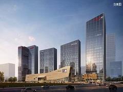 阳光城・启航中心销售中心开放 打造高端城市综合体