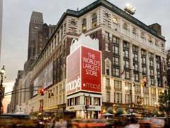 美国零售业迎分化 沃尔玛、梅西百货等发力数据及新技术