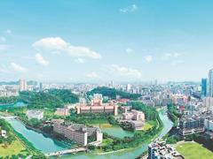 江门8.81亿挂牌蓬江5.7万�O商住地 最高限价10.81亿