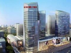 合肥那些高架旁的商业体现状调查:松芝万象城、加侨国际广场等
