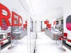小红书首个线下店落户静安大悦城 以6大区域打造沉浸式场景