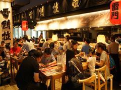 专访雷门拉面李翔:用工匠精神做品牌 打造特色餐饮