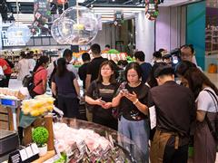 广州首家超级物种在漫广场开业 用无人机送货 今年广州将再开7家