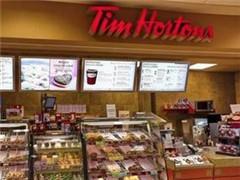加拿大咖啡甜甜圈连锁品牌Tim Hortons拟在华开1500家门店