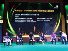 高峰对话:论新形势下内蒙古商业的多元化发展途径