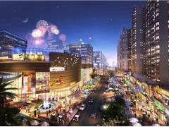 南宁绿地中央广场购物中心8月18日开业 CGV影城、LE SUPER精品超市进驻