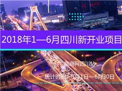 2018上半年四川新开商业项目17个 新增商业体量157万�O