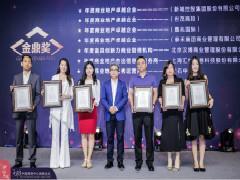 汇纳科技获得年度商业地产杰出信息化服务商奖项