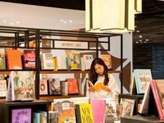 3000�ORDV书店亮相西安SKP 涵盖书店、酒吧、餐厅等业态