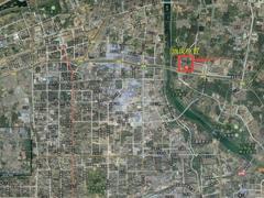 华润置地6.08亿摘西安奥体中心配套用地 总面积约136亩