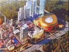 淄博黄金城商业项目将开工 规划珠宝交易、儿童游乐等4大板块