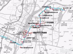 """南昌地铁""""带旺""""沿线商圈 组团式融合发展的商圈模式正在形成"""