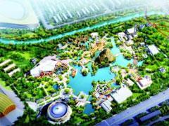 济南万达城各项文旅业态推进中 计划2021年全面开业