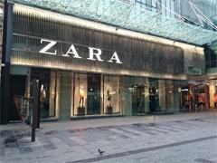 ZARA全球市场份额超H&M居首位 优衣库位列第5