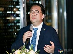 """绿地李煜:把握商业发展""""黄金期"""" 绿地将国际生活从上海带到武汉"""