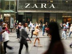 业绩遭遇瓶颈 Zara正押注商业效率更高的在线市场?