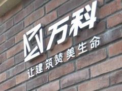 万科:钜盛华合计减持公司A股票5.52亿股 占总股本5%