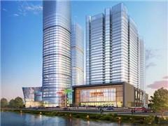 原中山香格里拉大酒店将建50万�O城市综合体 近期动工