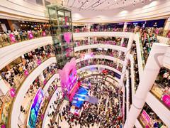 开业2天客流超30万 珠海奥园广场开启城市生活中心