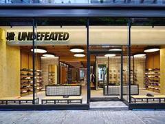 美国知名潮牌UNDEFEATED在香港开设中国首家门店