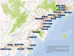 山东最长地铁线路年底开通,串联青岛新区五大商圈