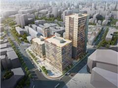 青啤商务区规划方案公示,市北大悦城停工半年欲开工?