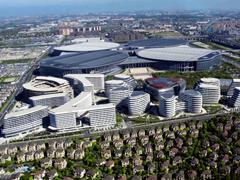 绿地打造全球商品贸易港 虹桥世界中心将成主功能区