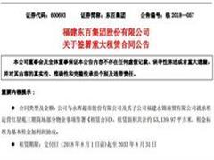 """福州APM广场""""易主""""? 东百集团公告承租事项"""