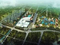 广州花都新街河片区拟打造2260万�O新城区 引入产业园